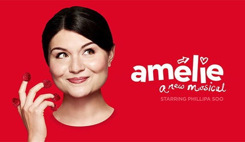 Amélie the Musical at Walter Kerr Theatre tickets