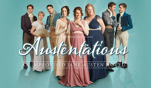 Austentatious at Fortune Theatre tickets