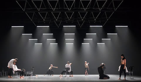 Wayne McGregor — Autobiography at Sadler's Wells tickets