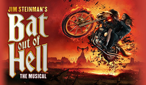Bat Out Of Hell - The Musical at Ed Mirvish Theatre tickets