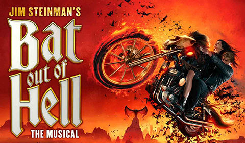 Bat Out Of Hell - The Musical at London Coliseum tickets