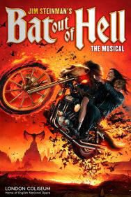 Bat Out Of Hell - The Musical on Stage at the London Coliseum in London