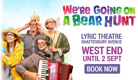 We're Going on a Bear Hunt at Lyric Theatre tickets