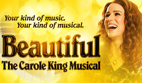 Beautiful at Stephen Sondheim Theatre tickets