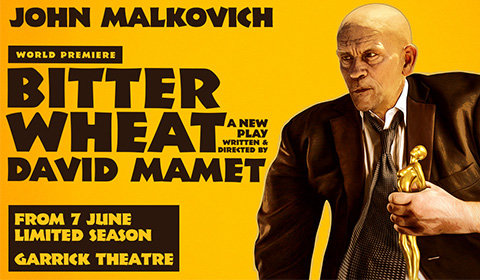 Bitter Wheat at Garrick Theatre tickets