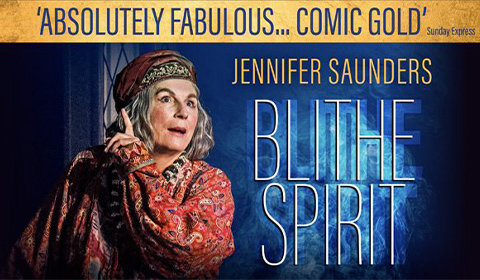 Blithe Spirit at Duke of York's Theatre tickets