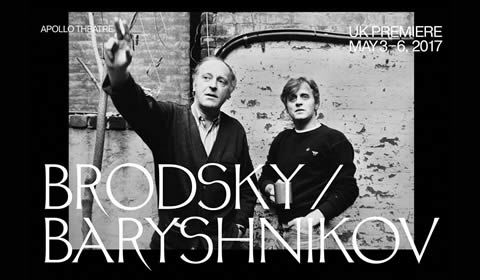 Brodsky/Baryshnikov at Apollo Theatre tickets