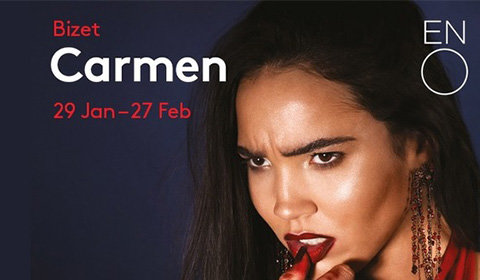 Carmen at London Coliseum tickets