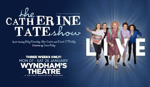 The Catherine Tate Show Live at Wyndham's Theatre tickets