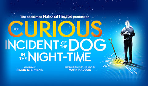 The Curious Incident of the Dog in the Night-Time at Piccadilly Theatre tickets