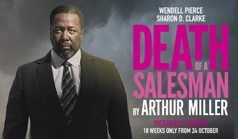 Death of a Salesman at Piccadilly Theatre tickets