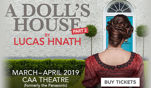 A Doll's House, Part 2 at CAA Theatre tickets