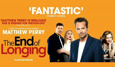 The End of Longing at Playhouse Theatre tickets