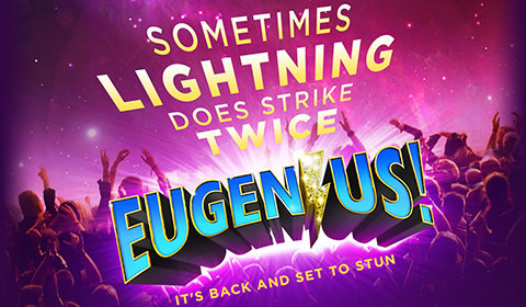 Eugenius! at Ambassadors Theatre tickets