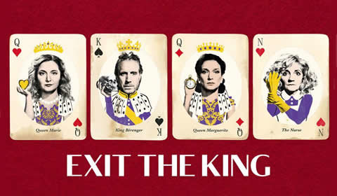 Exit the King at National Theatre - Olivier tickets