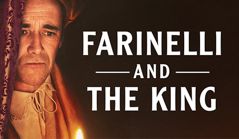 Farinelli and the King at Belasco Theatre tickets