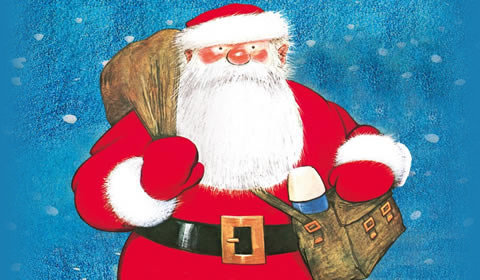 Raymond Briggs' Father Christmas at Lyric Hammersmith tickets