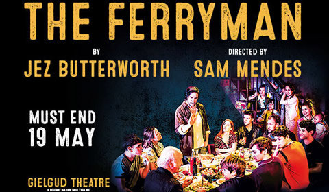 The Ferryman at Gielgud Theatre tickets
