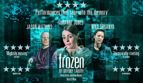 Frozen at Theatre Royal Haymarket tickets