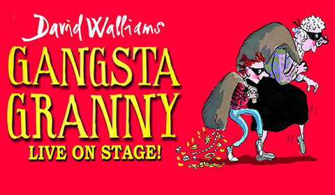 Gangsta Granny at Garrick Theatre tickets