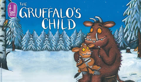 The Gruffalo's Child at Lyric Theatre tickets