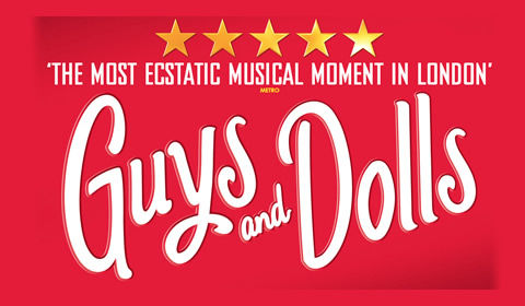 Guys and Dolls at Phoenix Theatre tickets