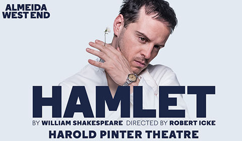 Hamlet at Harold Pinter Theatre tickets
