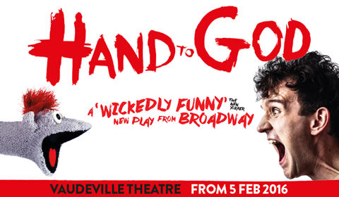 Hand to God at Vaudeville Theatre tickets