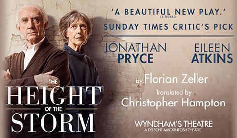 The Height of the Storm at Wyndham's Theatre tickets