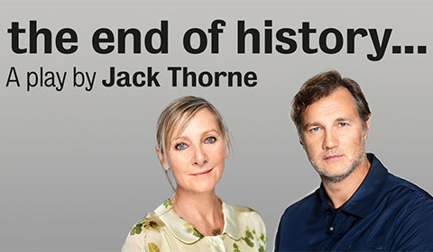 the end of history... at Royal Court Theatre tickets