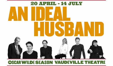 An Ideal Husband at Vaudeville Theatre tickets