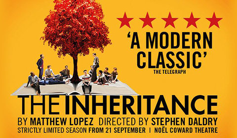 The Inheritance Part 1 at Noel Coward Theatre tickets