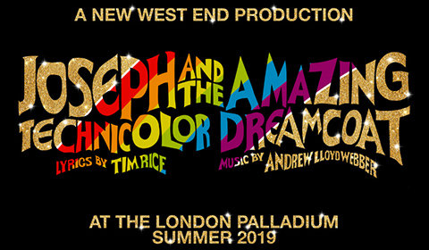 Joseph and the Amazing Technicolor Dreamcoat at London Palladium tickets