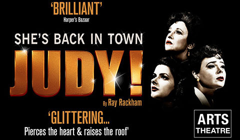 Judy! at Arts Theatre tickets