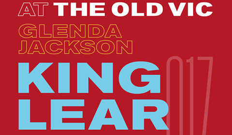 King Lear at the Old Vic Theatre, London