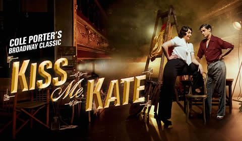 Kiss Me, Kate at London Coliseum tickets