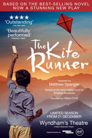 The Kite Runner on Stage at the Wyndham's Theatre in London