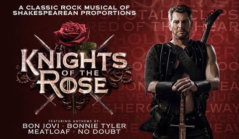 Knights of the Rose at Arts Theatre tickets