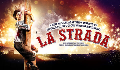 La Strada at The Other Palace tickets