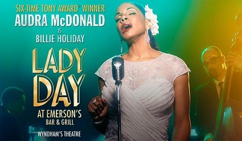 Lady Day at Emerson's Bar and Grill at Wyndham's Theatre tickets