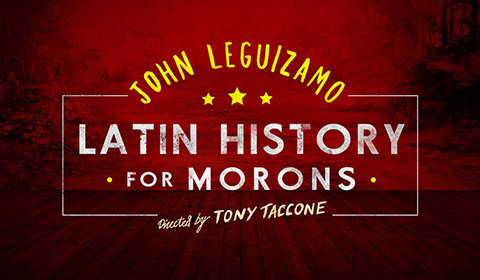 Latin History for Morons at Studio 54 Theatre tickets
