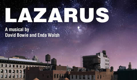 Lazarus at King's Cross Theatre (South Entrance) tickets