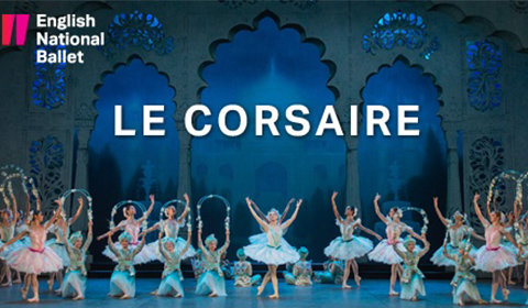 Le Corsaire at London Coliseum tickets