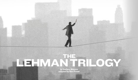 The Lehman Trilogy at Piccadilly Theatre tickets