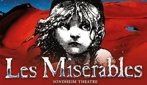 Les Misérables at Sondheim Theatre tickets