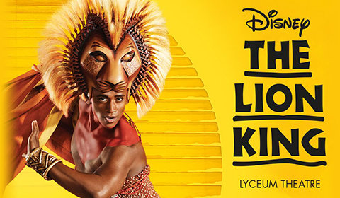 The Lion King at Lyceum Theatre tickets