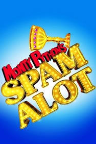 Spamalot on Stage at the Playhouse Theatre in London