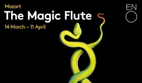 The Magic Flute at London Coliseum tickets