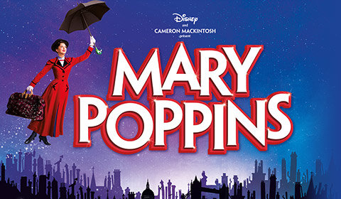 Mary Poppins at Prince Edward Theatre tickets