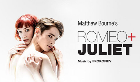 Matthew Bourne's Romeo and Juliet at Sadler's Wells tickets